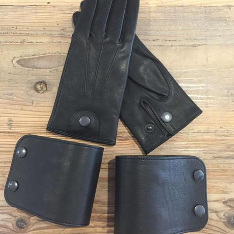 JUN MIKAMI レザー手袋