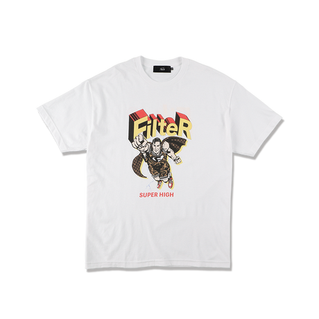SuPERMAN T-Shirt Black&White 7月下旬発送