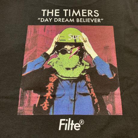 TIMERS DDB T-Shirt BLACK×GREEN