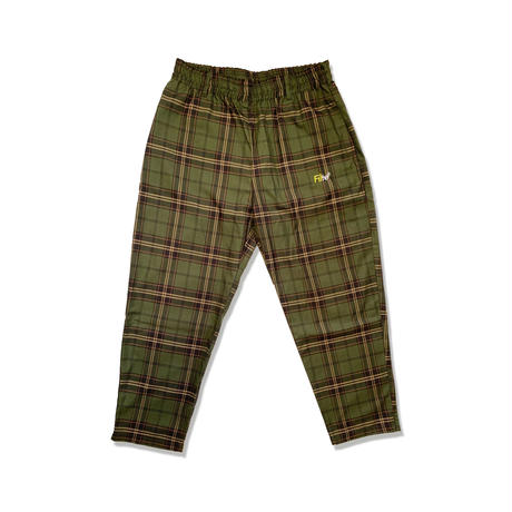 CheckSetUp(Shirts&Pants)Green