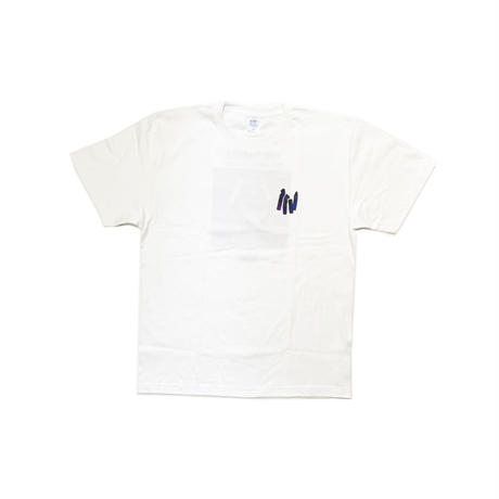 TIMERS DDB T-Shirt WHITE×PURPLE