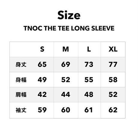 TNOC THE TEE LONG SLEEVE / EZOSIKA GRAY