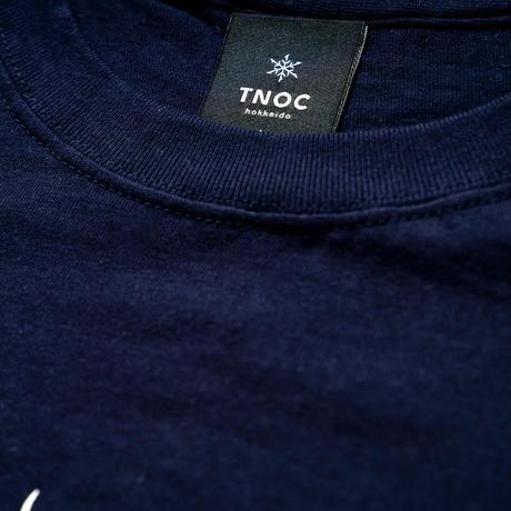 TNOC THE TEE / LIGHT / EZOSIKA NAVY