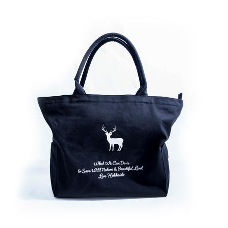 【期間&数量限定】TNOC THE TOTE BLACK
