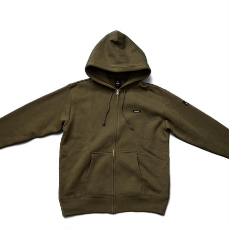 TNOC THE HOODIE / Signature FOREST GREEN