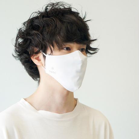 TNOC NANO FABRIC MASK(ナノファブリック™マスク) ホワイト/ホワイト