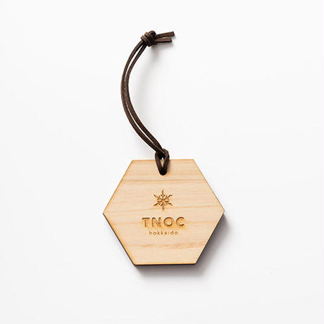 TNOC THE GIFT SET / WOOD PLATE  & AROMA OIL[ギフトバッグ付]