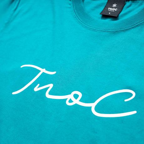 TNOC THE TEE / LIGHT / Signature MINT GREEN