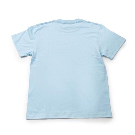 TNOC SKYBLUE LABEL THE TEE / SIGNATURE BLUE