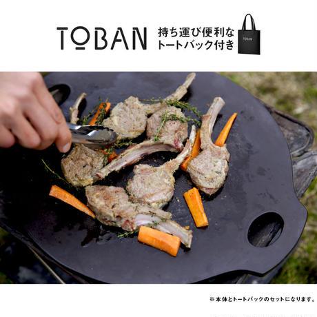 TOBAN+オリジナルトートバッグセット