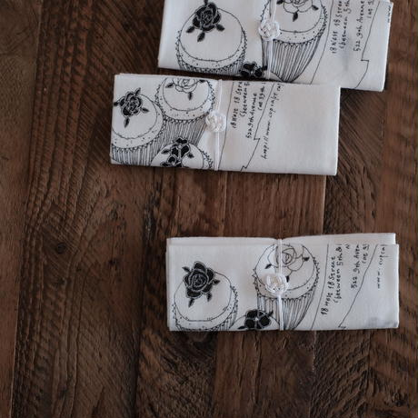 card_yaさんのてぬぐい   お菓子