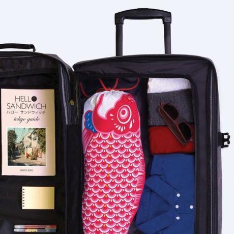 Koinobori Laundry Bag