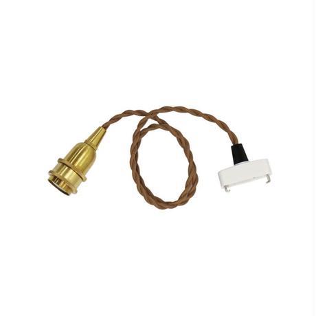 """Brown Cord """"60cm(E17)"""""""