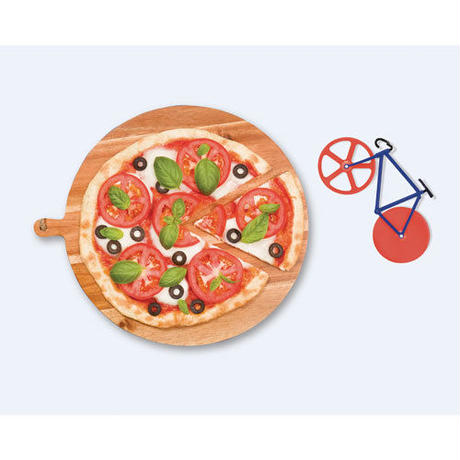 "Fixie Pizza Cutter ""Palm springs"""