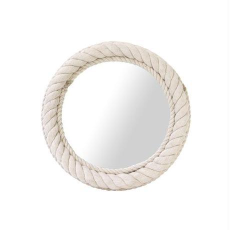 "Rope Mirror ""Round"""