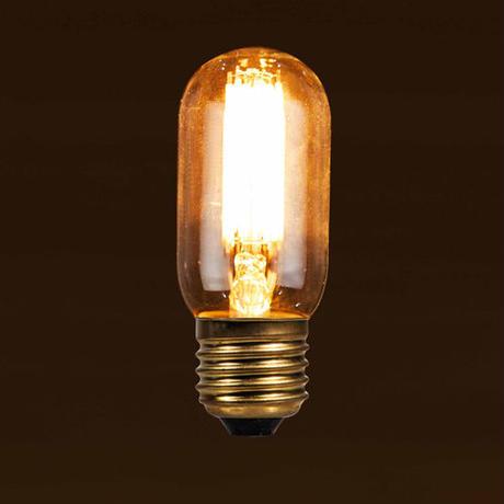 "LED Edison Bulb ""Tubular"""