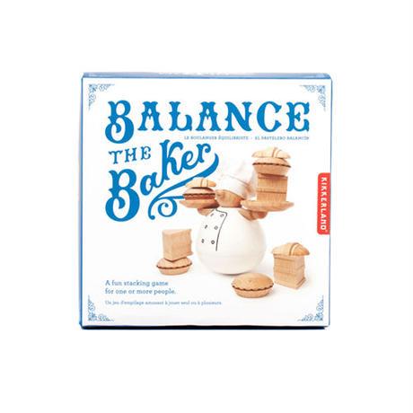 Balance The Baker