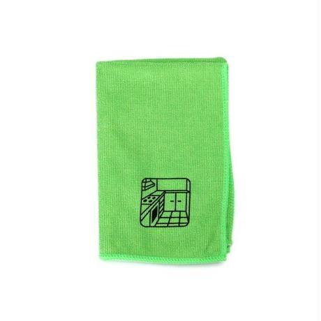Rezi Pictogram Microfiber Cloth