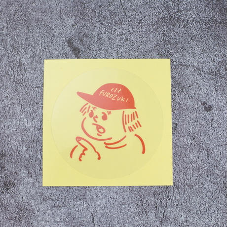 FUROZUKI BOY sticker