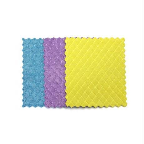 Rezi Microfiber Sponge Cloth 3P Set