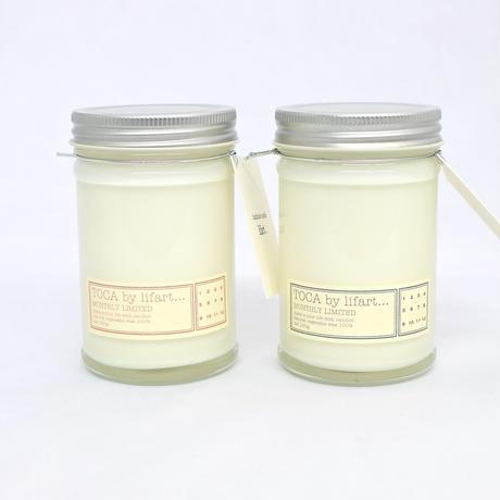 """【お得な定期便】fragrance candle """"MONTHLY LIMITED"""""""