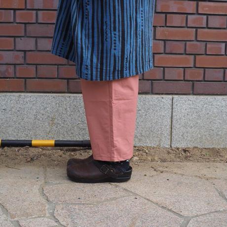 SUNDAY PANTS WC -SALMON PINK-