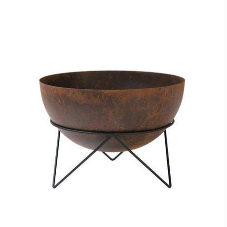 "Stained Iron Bowl ""Medium"""