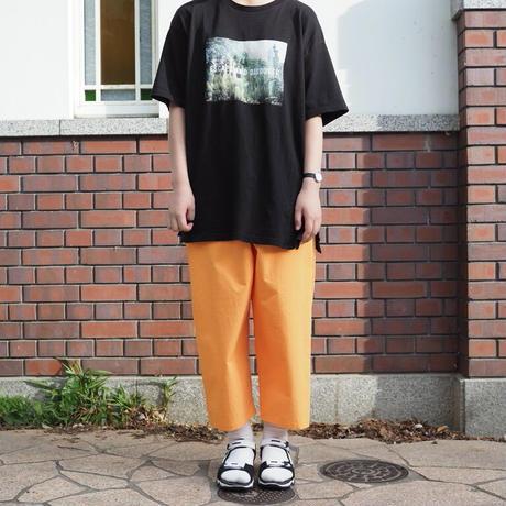 SUNDAY PANTS -ORANGE-