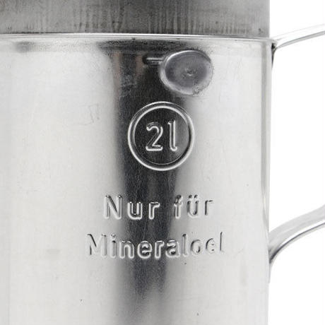 "Guraduated Oil Can ""2L"""