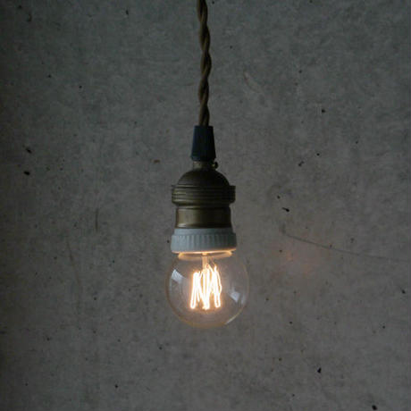 "Edison Bulb ""Baby Ball (SQUIRREL CAGE) / 60mm / 40W / E26″"
