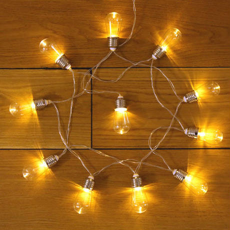 Edison Bulb String Lights