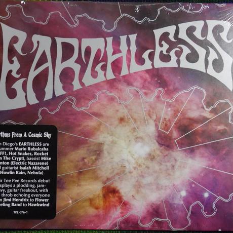 Earthless /Rhythms From A Cosmic Sky