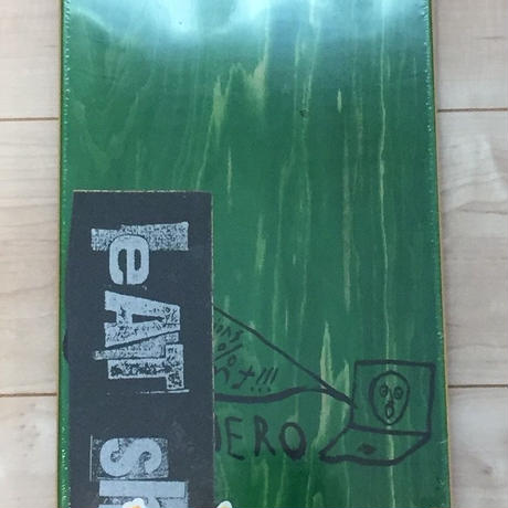 Anti Hero Skateboards  Anti Hero Raney Beres Eat The Rich Deck