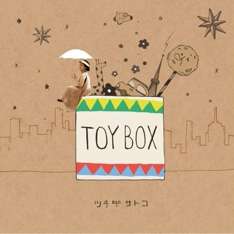 mini Album『TOY BOX』