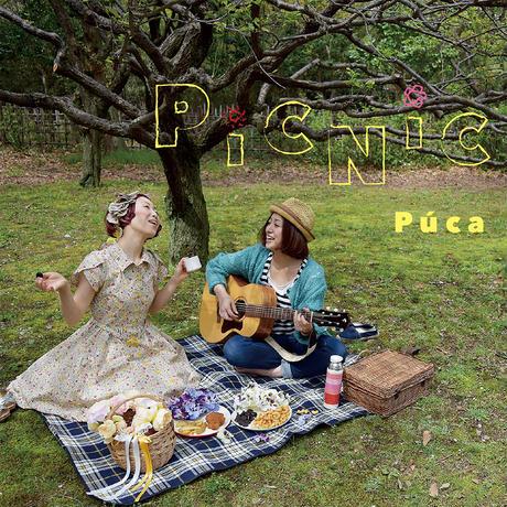Puca 2nd Album『PiCNiC』