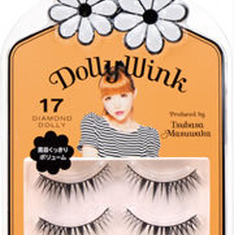"Dolly Wink EyeLashes No.17 ""Diamond Dolly"""
