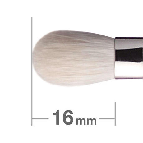 HAKUHODO J series J5523 Eye Shadow Brush Round & Flat Goat