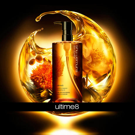 shu uemura Ultime8∞ Sublime Beauty Cleansing Oil 450ml for global skin concerns