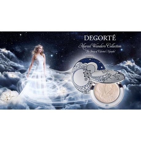 COSME DECORTÉ  Marcel Wanders Collection 2019 Face Powder 18g*2 <Limited Edition>