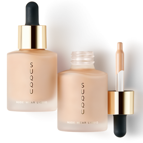 SUQQU NUDE WEAR LIQUID FOUNDATION 30ml