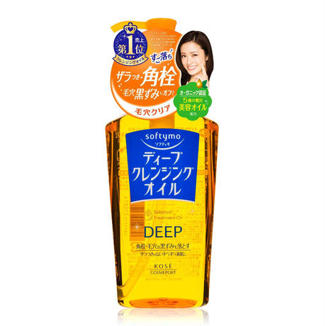 KOSE Softimo Deep Cleansing Oil 230ml