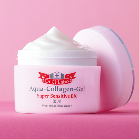 Dr.Ci:Labo Aqua-Collagen-Gel Super Sensitive EX 120g