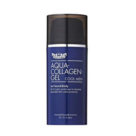 Dr.Ci:Labo AQUA-COLLAGEN-GEL COOL MEN All in One for Face & Body 100g