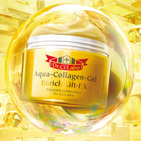 Dr.Ci:Labo Aqua-Collagen-Gel Enrich-Lift-EX (2018) 120g