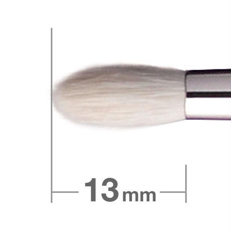 HAKUHODO J series J5529 Eye Shadow Brush Round Goat