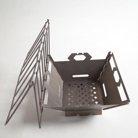 VARGO /Titanium Fire Box Gril