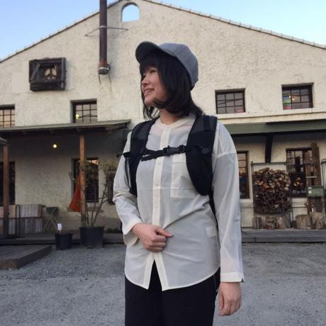 AXESQUIN 凌/ヒトリシズカ round neck