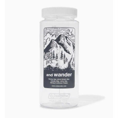 andwander/nalgene bottle