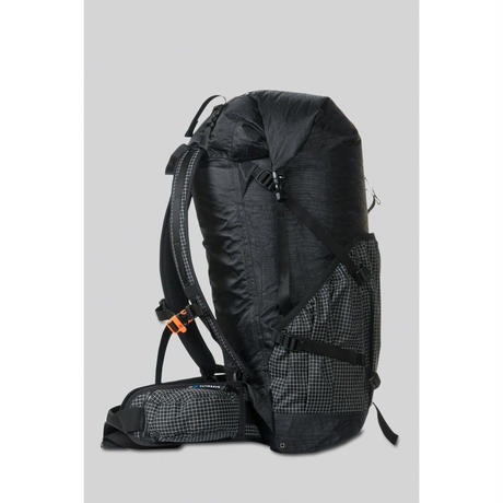 "Hyperlite Mountain Gear/2400(40L) Southwest  ""BLACK """