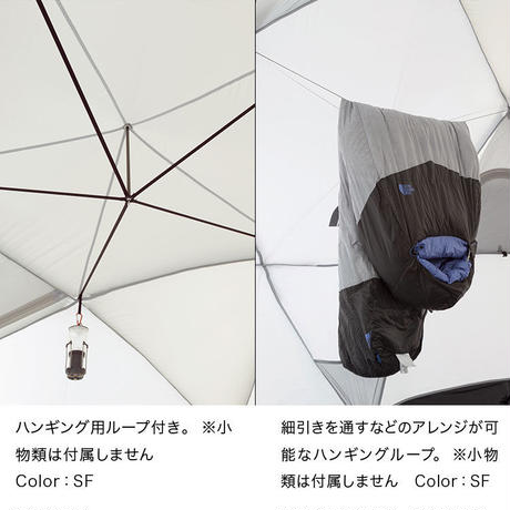 THE NORTH FACE/Geodome 4